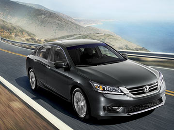 Promotion Honda Accord Berline