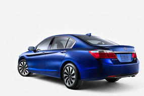 Honda Accord Hybride 2014 neuf