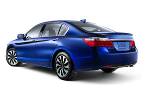 Honda Accord Hybride 2015 neuf