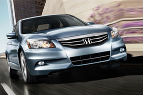 Honda Accord Berline EX-L 2012 neuf