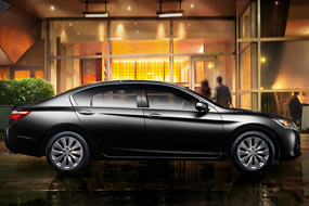 Honda Accord Berline EX-L 2013 neuf