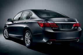 Honda Accord Berline EX-L V6 2013 neuf