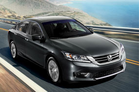 Honda Accord Berline LX 2013 neuf