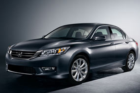 Honda Accord Berline Sport 2013 neuf