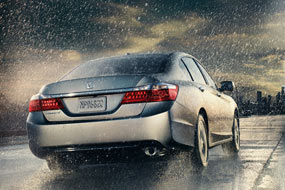 Honda Accord Berline Touring 2013 neuf