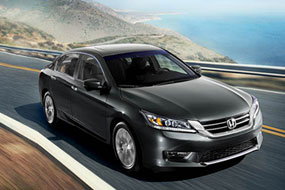Honda Accord Berline LX 2014 neuf