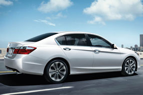 Honda Accord Berline Touring 2014 neuf