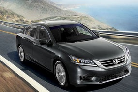 Honda Accord Berline EX-L 2015 neuf