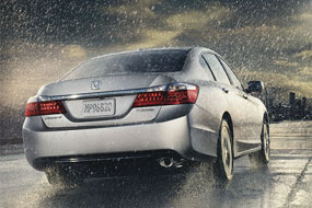 Honda Accord Berline Touring 2015 neuf