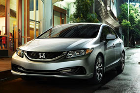 Honda Civic Berline EX 2015 neuf