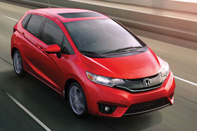 Honda Fit DX 2015 neuf